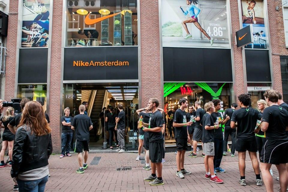 Nike+ Running club  WeRunAMS - Urban Runners 1f658a792d9b6
