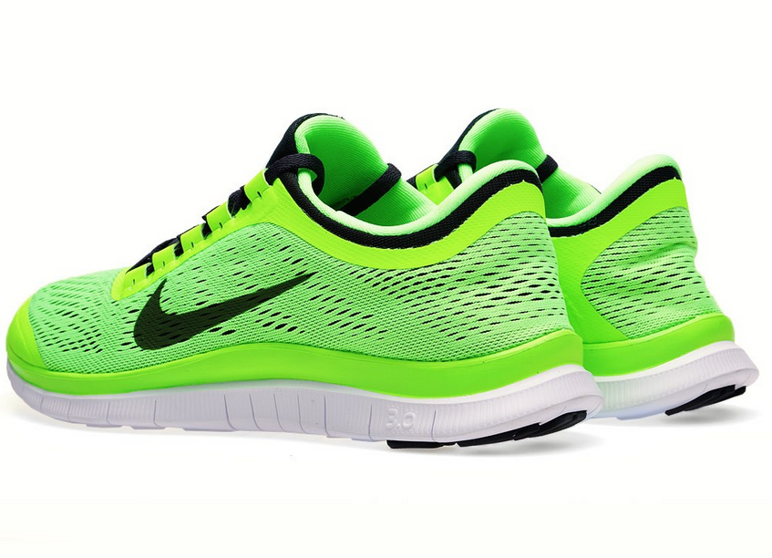 Nike Free 3.0 V5  Flash Lime
