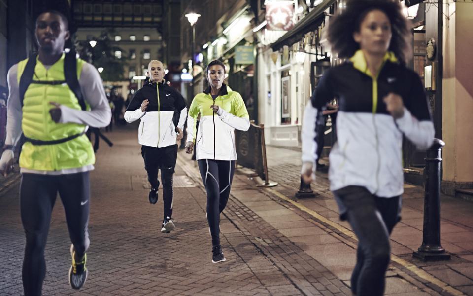 Shoptip: Nike Flashpack Run Jacket
