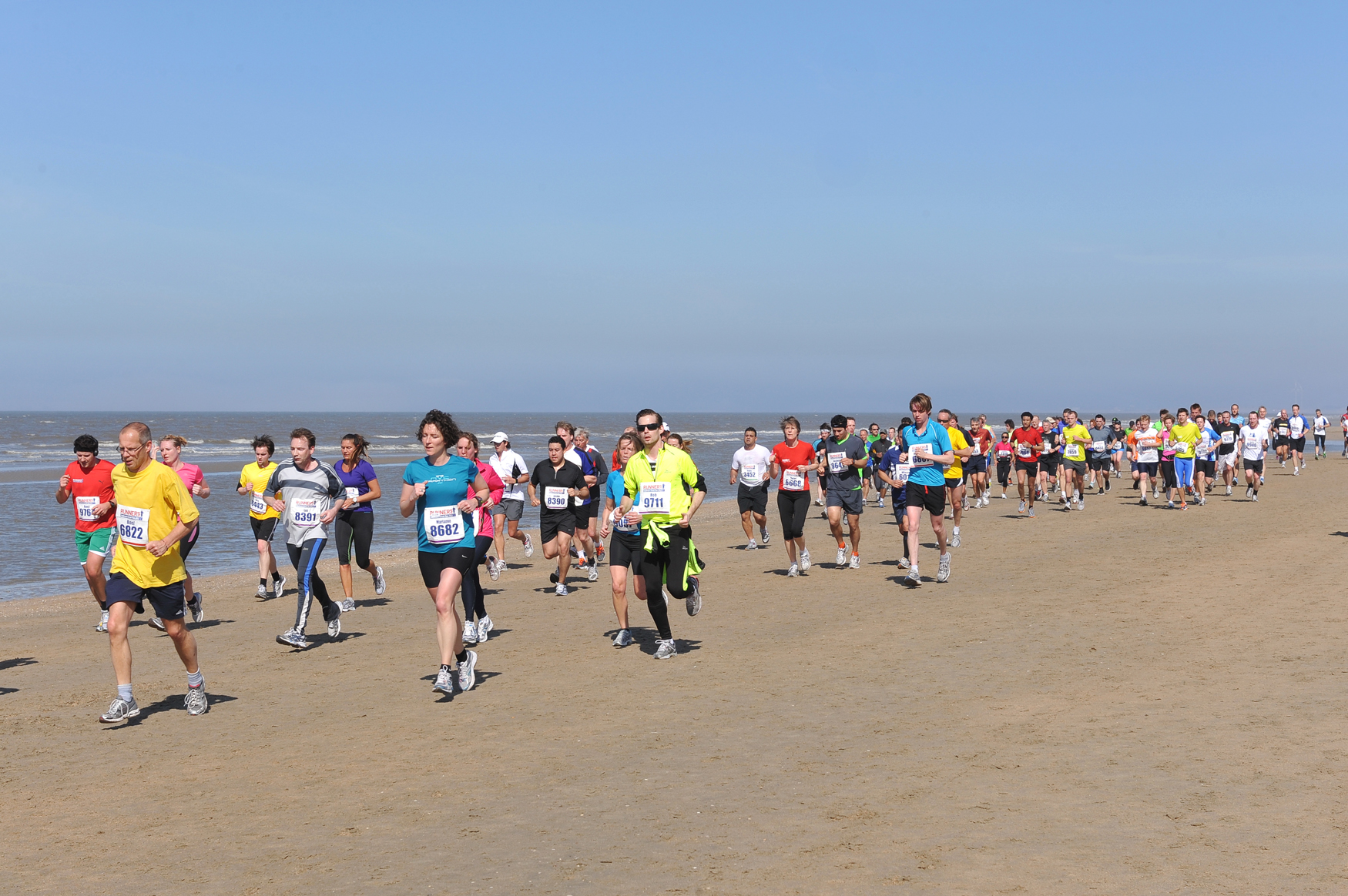 Strand Runner's World Zandvoort Circuit Run