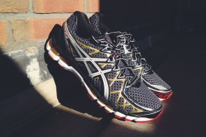 Review: Asics Kayano 20