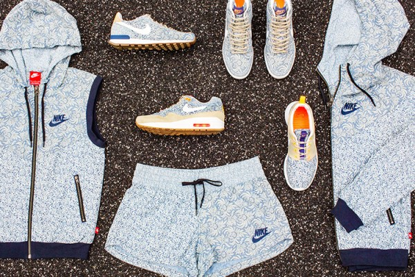 Nike x Liberty Collection Summer 2014