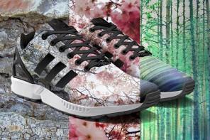 Ontwerp je eigen schoen met de Adidas #miZXflux app