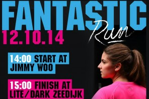 Fantastic Fighters City run voor Fight Cancer