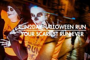 Griezelige Halloween Run maakt Amsterdam onveilig