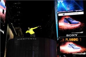 Usain Bolt en PUMA 'IGNITE' New York