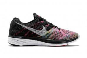 Nike introduceert de Nike Flyknit Lunar 3