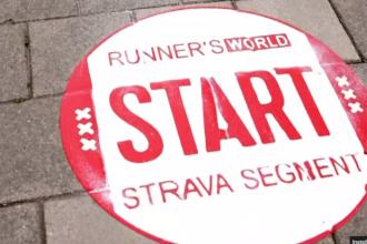 Runner s World Stravasegment   Runner s World   YouTube