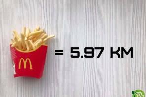 McDonald's motiveert je om te gaan hardlopen