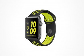 De nieuwe Apple Watch Nike+