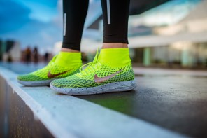 Nike LunarEpic Flyknit Shield Review