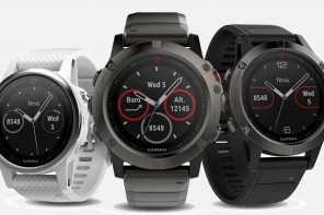 Garmin presenteert drie sporthorloges in Fenix-lijn