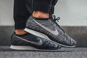 Nike Flyknit Racer Cookies and Cream