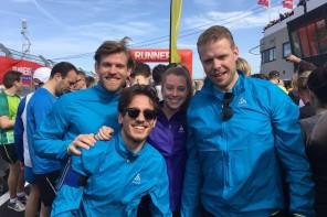 Met Odlo racen over het circuit Zandvoort