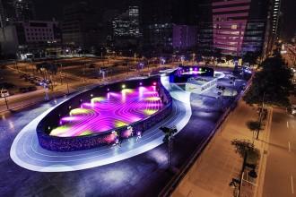 NIKE-unlimited-stadium-singapore-worlds-first-LED-running-track-designboom-01