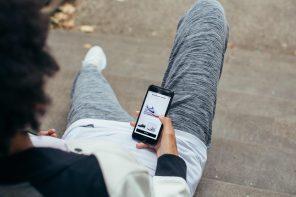 Exclusief shoppen met de nieuwe Nike app