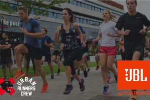Urban Runners Crew x JBL Soundbite event