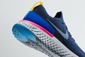 Meet the NIKE Epic REACT Flyknit