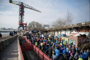 Eerste Amsterdam Urban Trail een groot succes