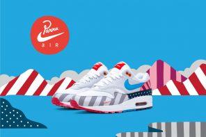 Piet Parra ontwerpt wederom een legendarische sneaker
