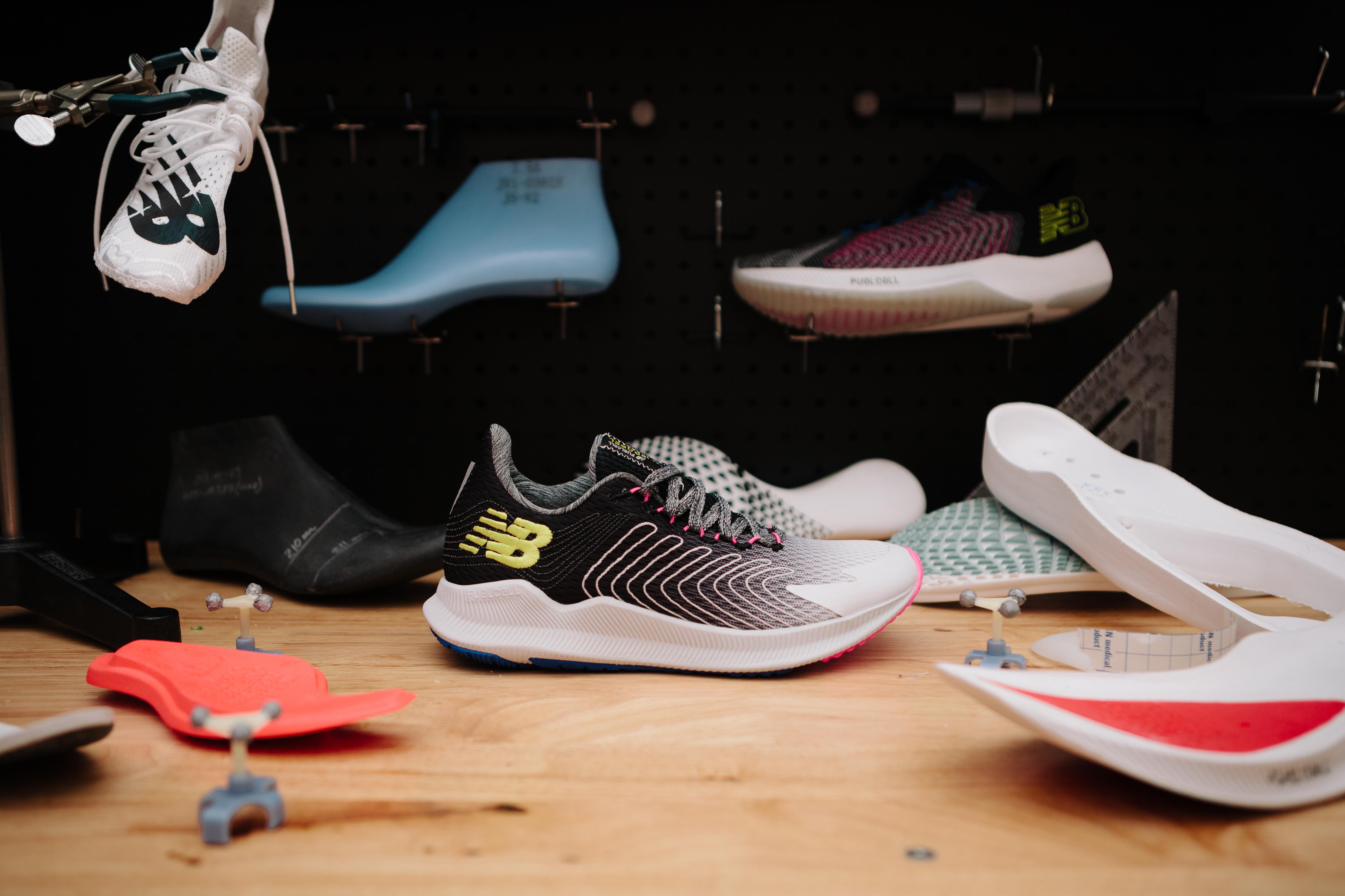 New Balance lanceert FuelCell platform Urban Runners